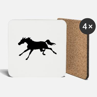Gallop Galloping Horse - Coasters