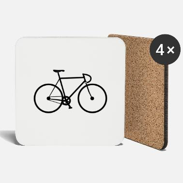 Bicycle Bicycle - Coasters
