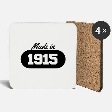 1915 Made in 1915 - Coasters