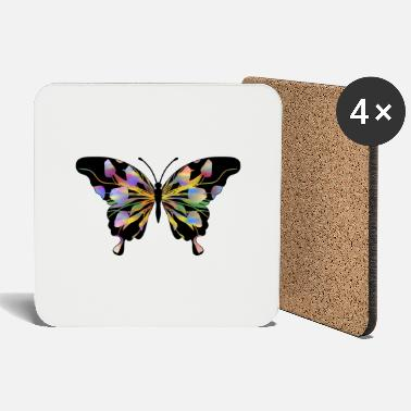 Fairy Tales butterfly - Coasters