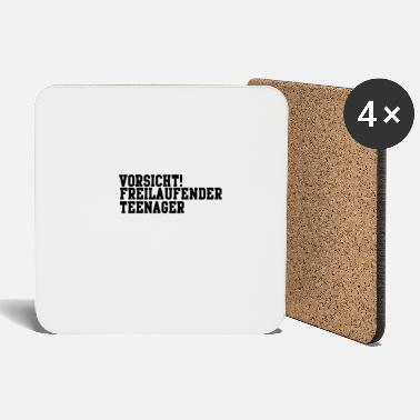 Teenager Free-running teenager! - Coasters
