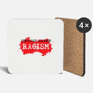 Against Against racism - Coasters