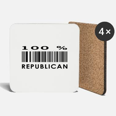 Republican republican - Coasters