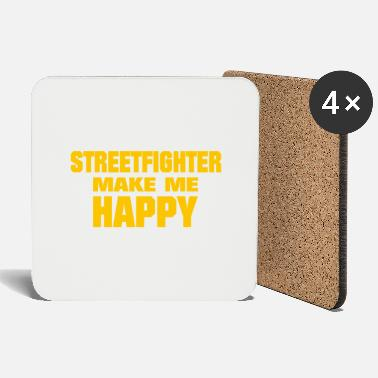 Streetfighter Streetfighter Make Me Happy - Dessous de verre