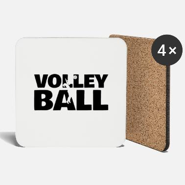 Loisirs Volleyball Sport Loisirs Loisirs - Dessous de verre