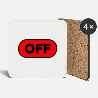 Off off / off - Coasters