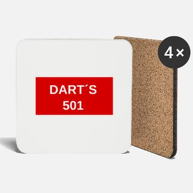 9 Darts Darts the best sport in the world - Coasters