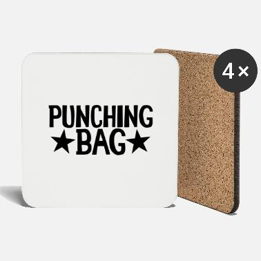 Punch PUNCHING BAG! - Coasters
