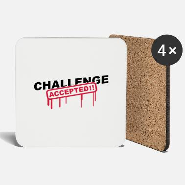 Challenge Accepted Challenge Accepted - Coasters