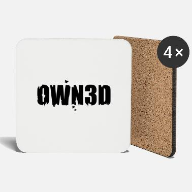 Owned owned / own3d - Coasters
