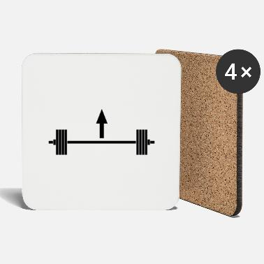 Lift heavy things - Coasters