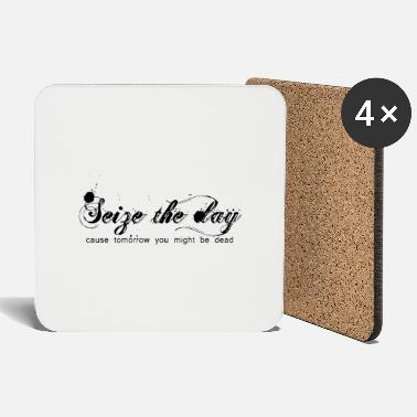 Seize The Day Seize the Day tee - Buffy - Coasters