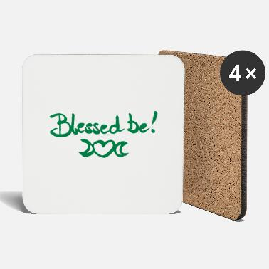 Bless You Blessed Be! - Coasters