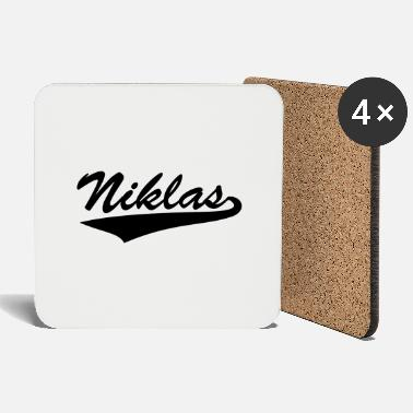 Name Niklas name baby name boy name - Coasters