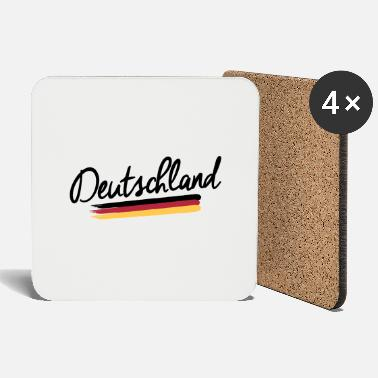 Federal Republic Of Germany Germany - Germany - Federal Republic of Germany - Coasters