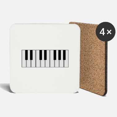 Keyboard keyboard - Coasters