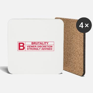 Brutal Brutality Rating - Coasters