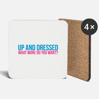 Dress Up up & dressed - Coasters