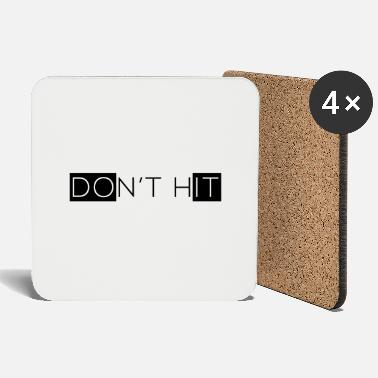 Hits Dont hit - Coasters