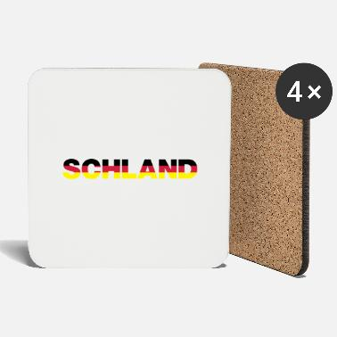 Schland Schland colors - Coasters