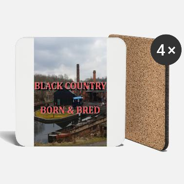 Bred Black Country Born & Bred - Coasters