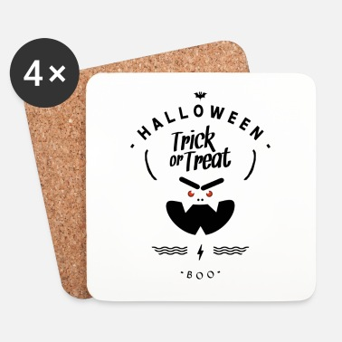 Trick Or Treat trick or treat - Dessous de verre (lot de 4)