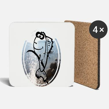 ANGLER because I can - Coasters