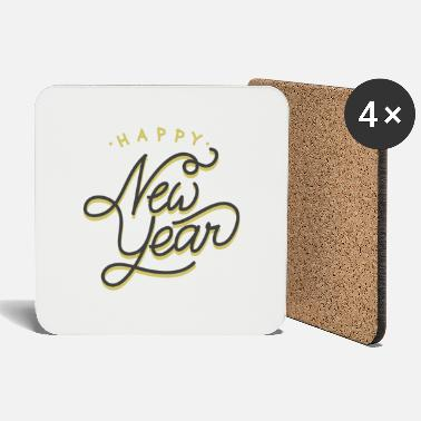 New Year 2020 - Coasters