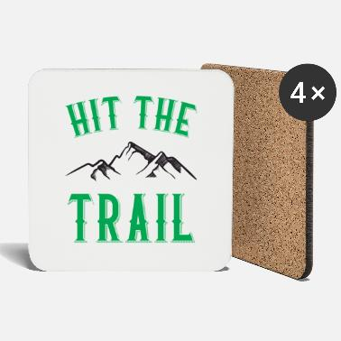 Hits Hit The Trail - Coasters