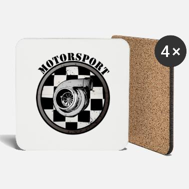 Charger Motorsport - Coasters
