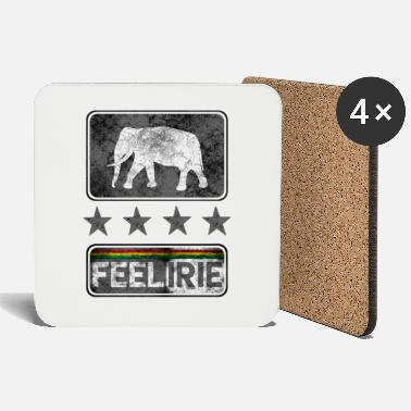 Irie feel irie - Coasters
