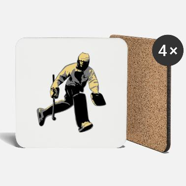 Goalkeeper goalkeeper - Coasters