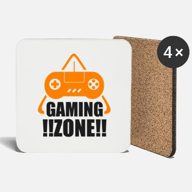 Gaming Zone - Coasters