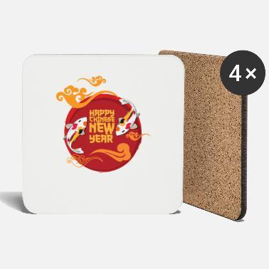 Chinese New Year Happy Chinese New Year - Coasters