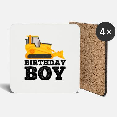 Brother Of Birthday Boy Birthday boy - Coasters