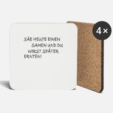 Mühle Motivation für Business - Untersetzer