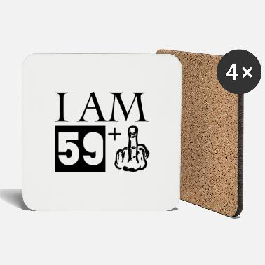 60 Years 60 years old - Coasters