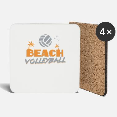 Beach Volleyball beach volleyball - Coasters