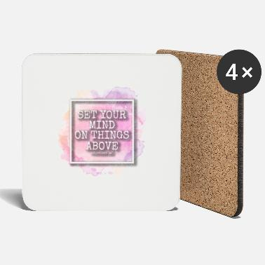 Church Sunday Church God Lord Gift - Coasters