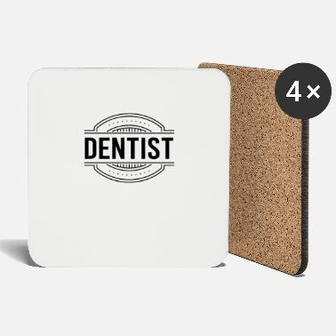 Teenager Dentist Tooth Dentistry Toothpaste Dentist - Coasters