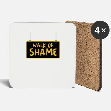 Jack Underwear Halloween Sexy Walk Of Shame Party Joke Gifts - Coasters