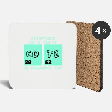 Periodic Table Cute periodic table - Coasters