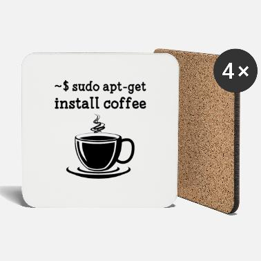 Source Sudo Apt-Get Install Coffee Linux - Coasters