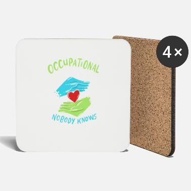 Occupation Occupational Therapy Erghotherapy Occupational Therapist - Coasters
