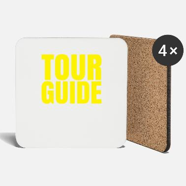 Guide Tour Guide - Coasters