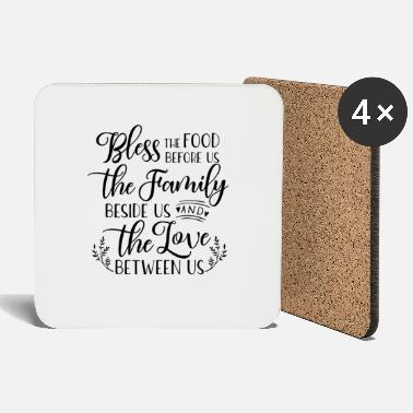 Story Bless The Food Before Us - Coasters