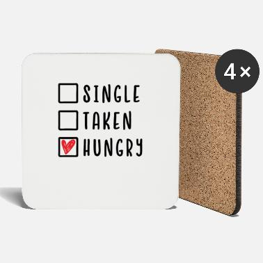 February Single taken hungry - Coasters