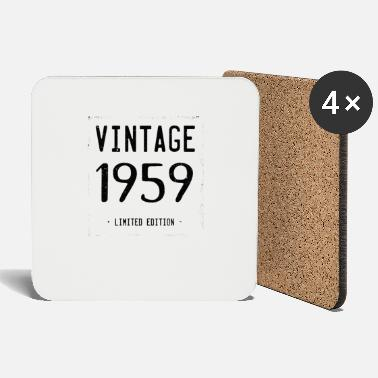 Limited Edition Vintage 1959 Limited Edition - Coasters