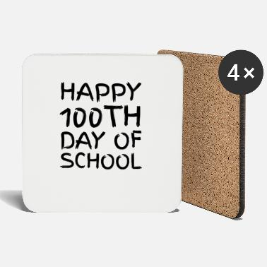 Short Speech On Teachers Day In English 100th day of School Novelty Gifts - Coasters