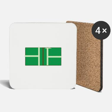 Symbols-shapes Rectangle symbol shapes box - Coasters
